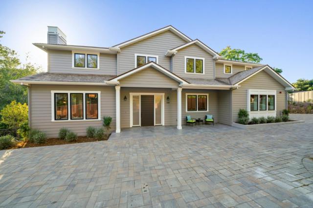760 Crystal Springs Rd, Hillsborough, CA 94010 (#ML81751593) :: The Gilmartin Group