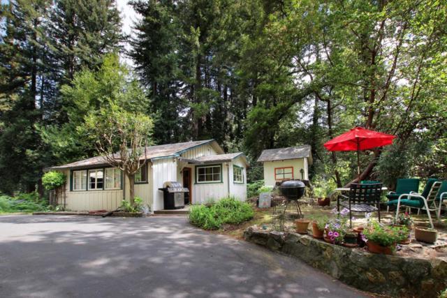 846 Hillcrest Dr, Felton, CA 95018 (#ML81751743) :: The Kulda Real Estate Group