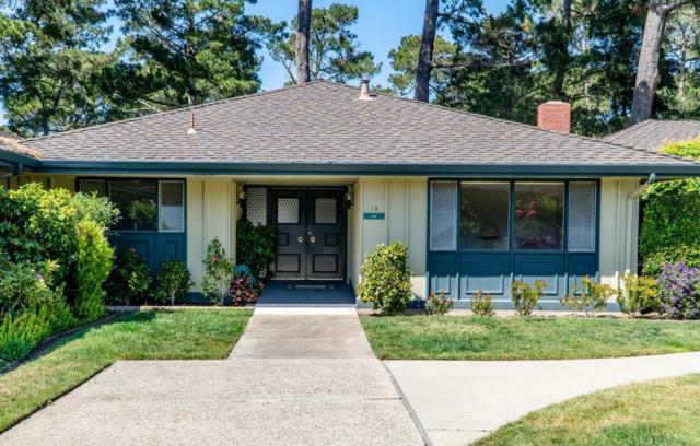 19 Del Mesa Carmel, Carmel, CA 93923 (#ML81751908) :: Strock Real Estate