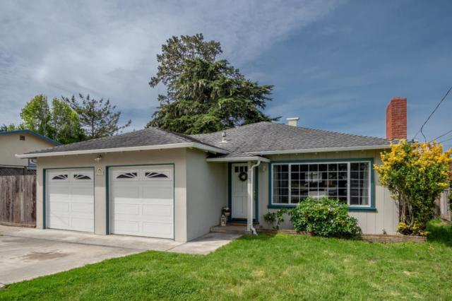 1128 Devisadero St, Pacific Grove, CA 93950 (#ML81751935) :: Strock Real Estate