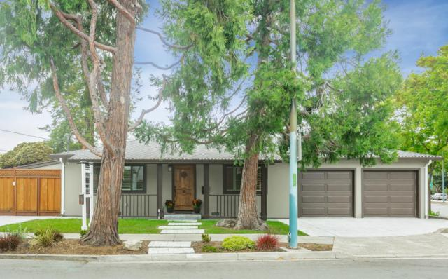 1242 Snow St, Mountain View, CA 94041 (#ML81751974) :: Strock Real Estate