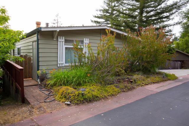 552 Bean Creek Rd 57, Scotts Valley, CA 95066 (#ML81751990) :: Keller Williams - The Rose Group