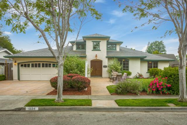 1334 Britton Ave, San Jose, CA 95125 (#ML81752009) :: Maxreal Cupertino