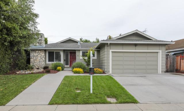 955 San Marcos Cir, Mountain View, CA 94043 (#ML81752052) :: The Goss Real Estate Group, Keller Williams Bay Area Estates