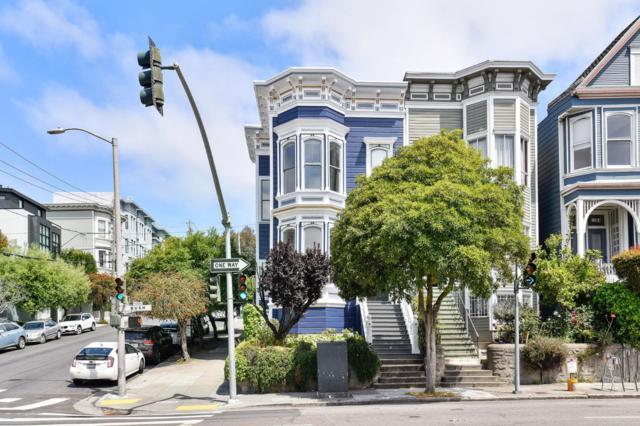 2094 Bush St, San Francisco, CA 94115 (#ML81752169) :: The Warfel Gardin Group