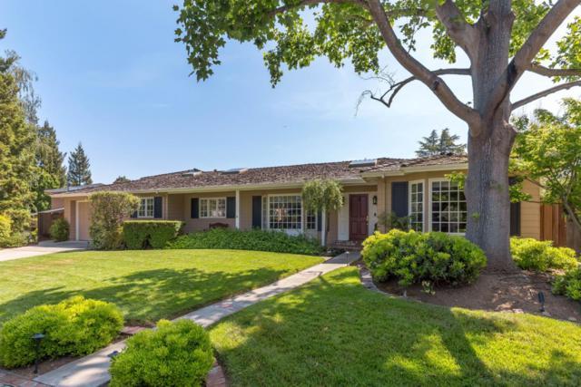 1072 Dartmouth Ln, Los Altos, CA 94024 (#ML81752173) :: The Warfel Gardin Group