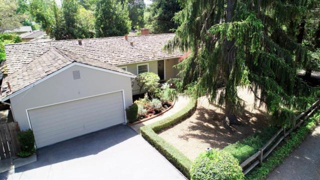 1175 Osborn Ave, Atherton, CA 94027 (#ML81752203) :: Strock Real Estate