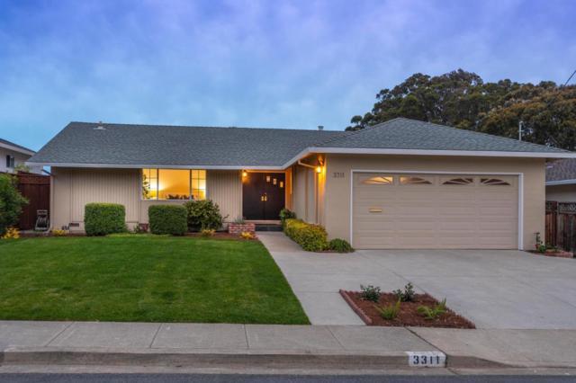 3311 Adelaide Way, Belmont, CA 94002 (#ML81752207) :: Keller Williams - The Rose Group