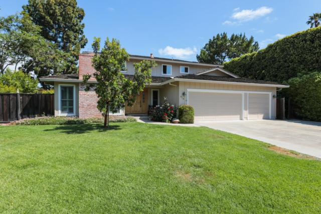 930 Hayman Pl, Los Altos, CA 94024 (#ML81752236) :: The Warfel Gardin Group
