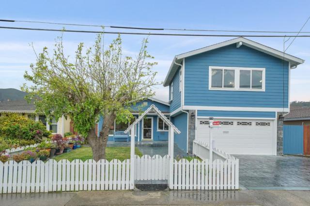 1275 Escalero Ave, Pacifica, CA 94044 (#ML81752247) :: Strock Real Estate
