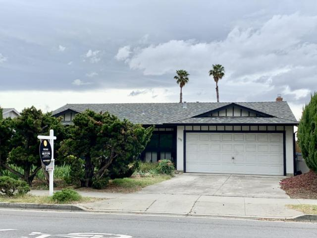 593 Toyon Ave, San Jose, CA 95127 (#ML81752252) :: The Warfel Gardin Group