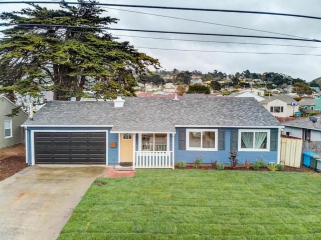 423 Johnson Ave, Pacifica, CA 94044 (#ML81752289) :: Strock Real Estate