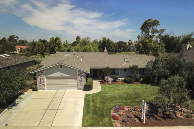 1205 S Ridgemark Dr, Hollister, CA 95023 (#ML81752328) :: Strock Real Estate