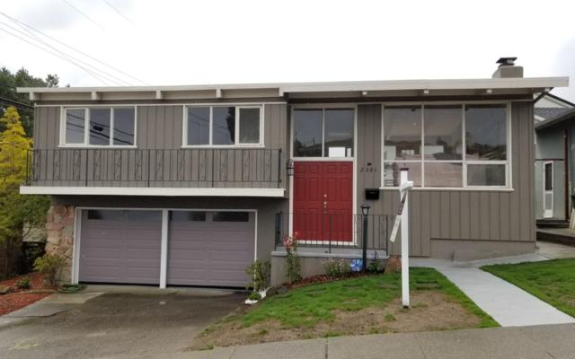 2581 Rosewood Dr, San Bruno, CA 94066 (#ML81752351) :: The Gilmartin Group