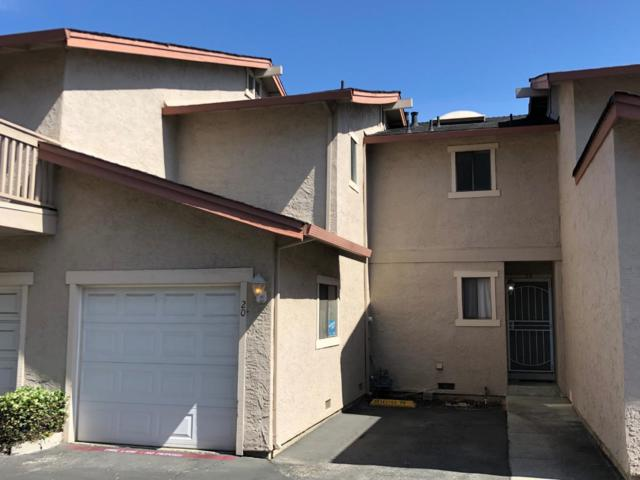 130 Baroni Ave 20, San Jose, CA 95136 (#ML81752352) :: Keller Williams - The Rose Group
