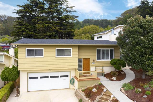 1025 Granada Dr, Pacifica, CA 94044 (#ML81752389) :: Strock Real Estate