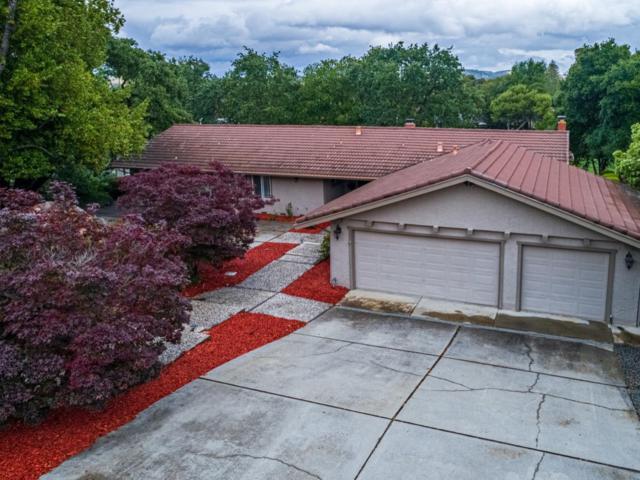 6680 Leyland Park Dr, San Jose, CA 95120 (#ML81752410) :: The Warfel Gardin Group