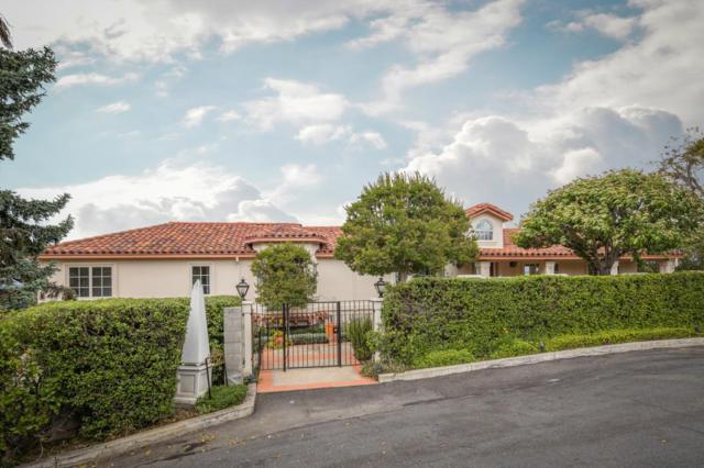 306 La Cuesta Dr, Los Altos, CA 94024 (#ML81752412) :: The Warfel Gardin Group