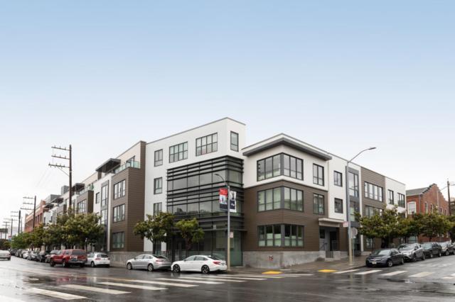 2125 Bryant St 308, San Francisco, CA 94110 (#ML81752421) :: Strock Real Estate
