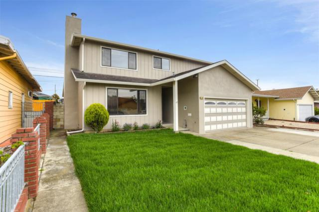 296 Evergreen Dr, South San Francisco, CA 94080 (#ML81752489) :: Strock Real Estate