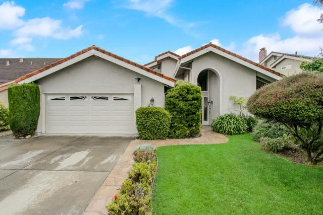 4093 Cranford Cir, San Jose, CA 95124 (#ML81752496) :: The Warfel Gardin Group