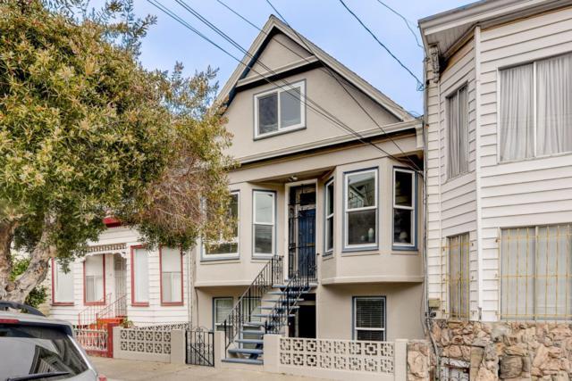 113 - 115 Precita Ave, San Francisco, CA 94110 (#ML81752505) :: Strock Real Estate