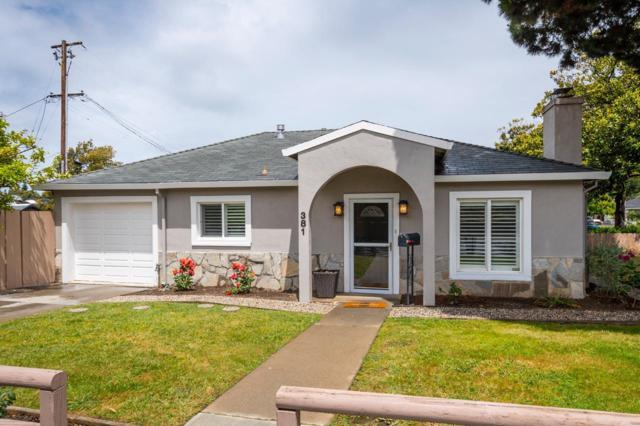 381 Old County Rd, San Carlos, CA 94070 (#ML81752506) :: Keller Williams - The Rose Group