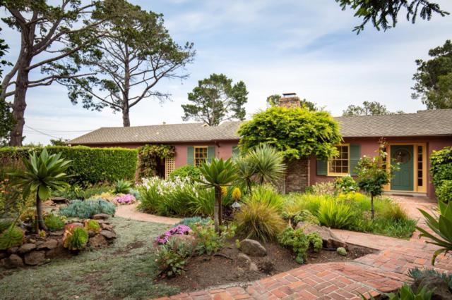 2 Copa Del Oro, Monterey, CA 93940 (#ML81752549) :: Strock Real Estate