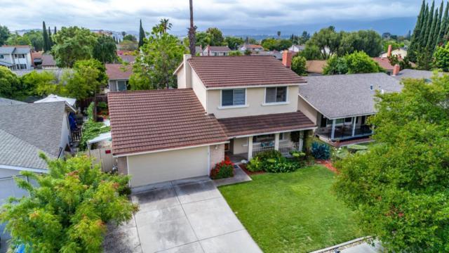 346 Springpark Cir, San Jose, CA 95136 (#ML81752599) :: Maxreal Cupertino