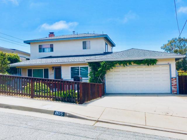 1105 Yolanda Ct, Seaside, CA 93955 (#ML81752718) :: Brett Jennings Real Estate Experts
