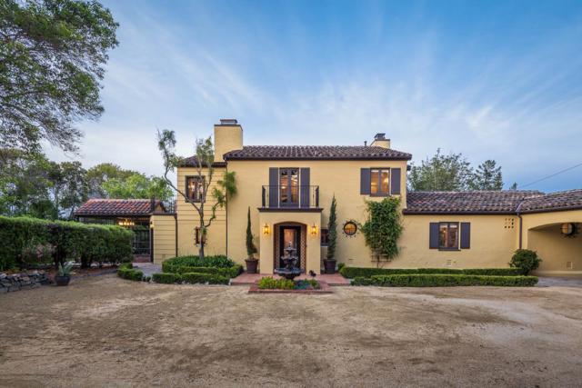 463 El Arroyo Rd, Hillsborough, CA 94010 (#ML81752759) :: Strock Real Estate