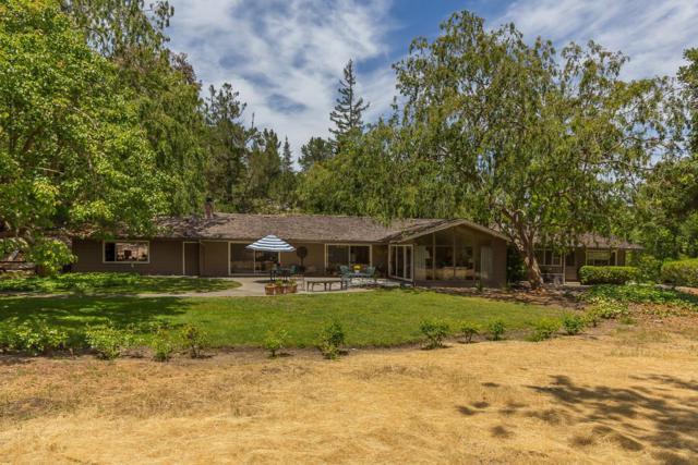 54 Reservoir Rd, Atherton, CA 94027 (#ML81752767) :: Strock Real Estate
