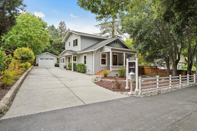 136 Wheeler Ave, Los Gatos, CA 95030 (#ML81752772) :: The Kulda Real Estate Group