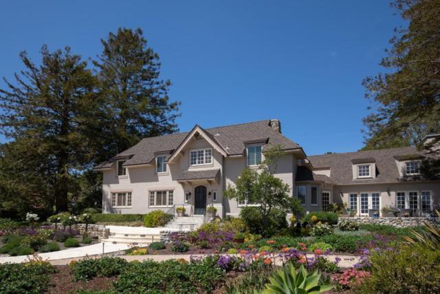3929 Ronda Rd, Pebble Beach, CA 93953 (#ML81752792) :: The Kulda Real Estate Group
