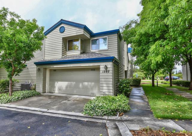 1597 Fairway Green Cir, San Jose, CA 95131 (#ML81752812) :: The Kulda Real Estate Group