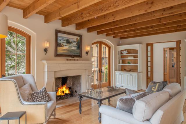 0 Dolores & 13Th, Nw Corner St, Carmel, CA 93921 (#ML81752817) :: The Kulda Real Estate Group