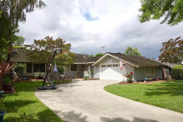 2891 Westgate Ave, San Jose, CA 95125 (#ML81752856) :: The Warfel Gardin Group