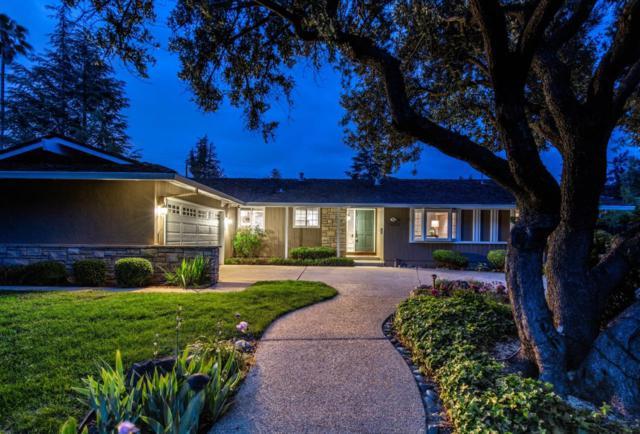 13222 Via Grande Ct, Saratoga, CA 95070 (#ML81752876) :: The Warfel Gardin Group