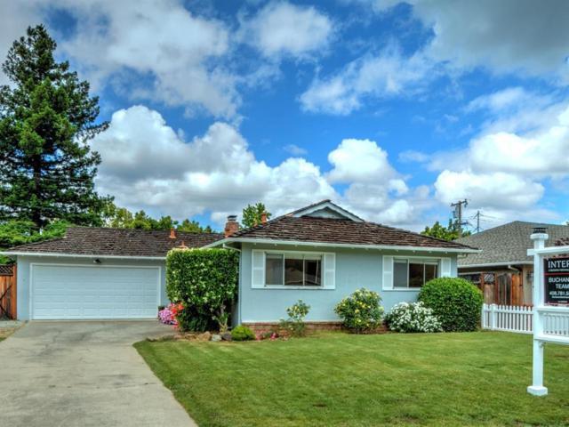 18863 Casa Blanca Ln, Saratoga, CA 95070 (#ML81752882) :: The Warfel Gardin Group