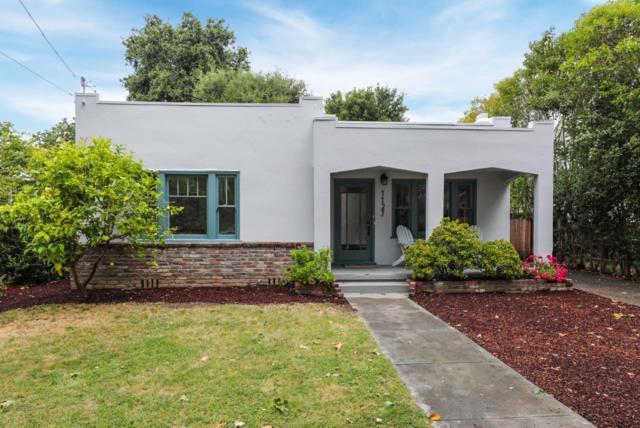 1127 Fulton St, Palo Alto, CA 94301 (#ML81752922) :: Brett Jennings Real Estate Experts
