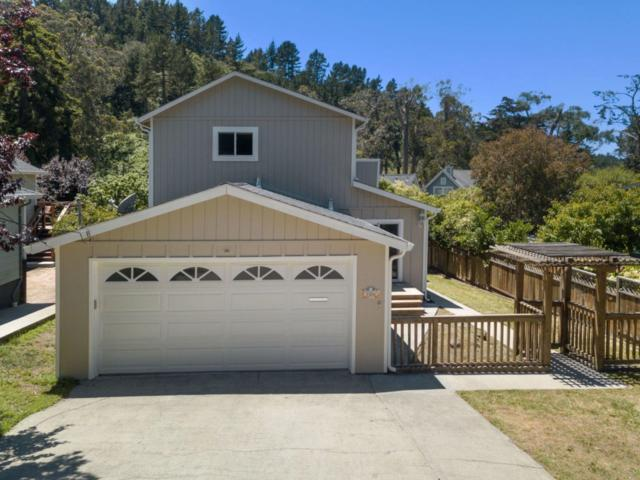 106 Calaveras Ave, Pacifica, CA 94044 (#ML81753147) :: The Kulda Real Estate Group