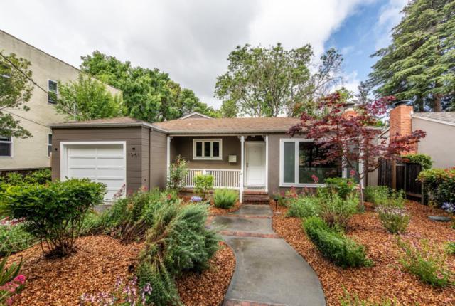 1961 Menalto Ave, Menlo Park, CA 94025 (#ML81753193) :: Strock Real Estate