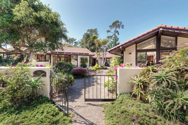 1204 Hawkins Way, Pebble Beach, CA 93953 (#ML81753240) :: Strock Real Estate