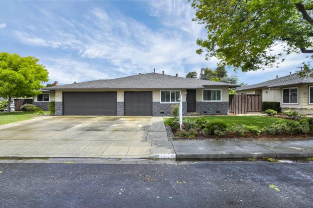 1222-1224 Manet Dr, Sunnyvale, CA 94087 (#ML81753305) :: Live Play Silicon Valley