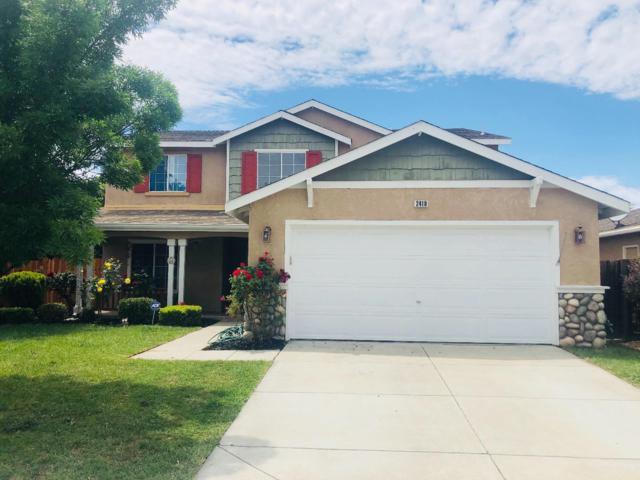 2410 Paradise Cir, Hollister, CA 95023 (#ML81753347) :: Brett Jennings Real Estate Experts