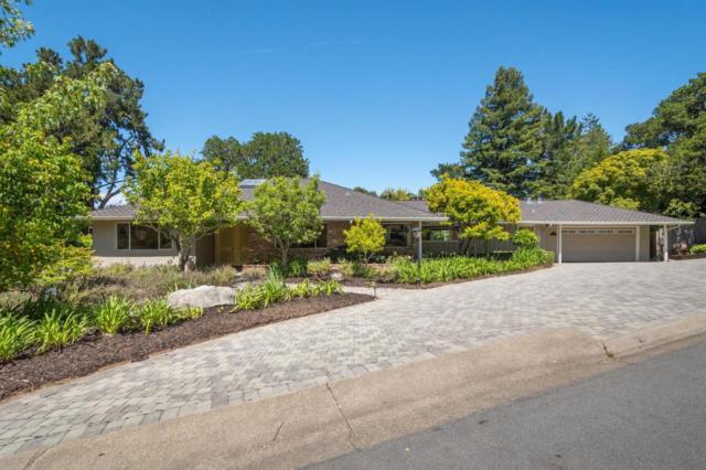 40 Knightwood Ln, Hillsborough, CA 94010 (#ML81753426) :: The Gilmartin Group