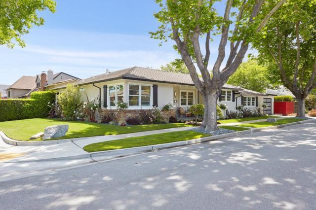340 Bloomfield Rd, Burlingame, CA 94010 (#ML81753437) :: Keller Williams - The Rose Group