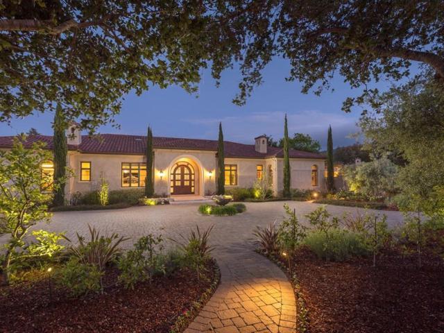 15488 El Camino Grande, Saratoga, CA 95070 (#ML81753438) :: Live Play Silicon Valley