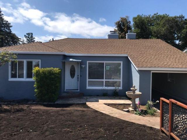 1527 Ridge Rd, Belmont, CA 94002 (#ML81753475) :: Strock Real Estate