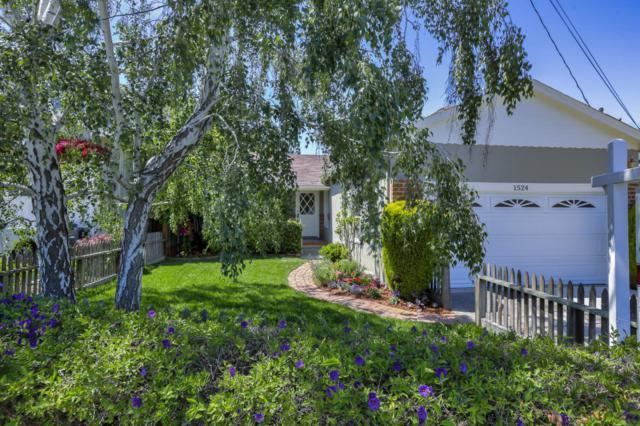 1524 Greenwood Ave, San Carlos, CA 94070 (#ML81753476) :: The Gilmartin Group